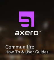 Communifire Documentation